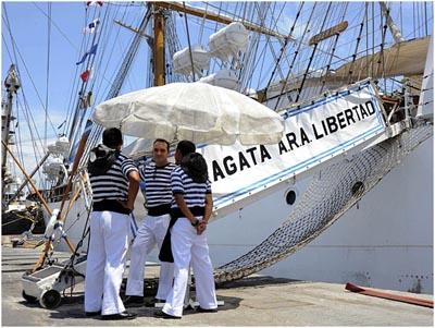 """Fragata ARA """"Libertad"""""""